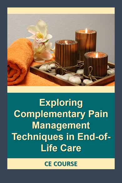 Hospice Foundation Of America - Exploring Complementary Pain
